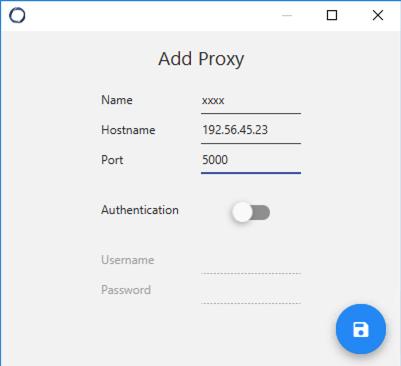 proveedor proxy apuestas